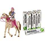 Pack Barbie Hop A Cheval 8 Piles AmazonBasics AAA