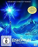 Die Eisk�nigin - V�llig unverfroren - Digibook  (+ BR) [3D Blu-ray]