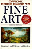 img - for Official Price Guide to Fine Art: 2nd Edition by Rosemary McKittrick (1993-03-16) book / textbook / text book