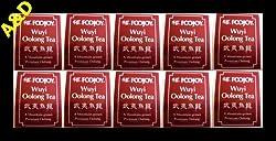 Wu Yi Wulong Oolong Tea 10 Sample Tea Bags
