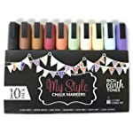 Chalk Markers by My Style - Huge 10 P...
