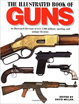 Vintage book the guns of europe