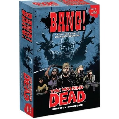 DV Giochi - Bang! The Walking Dead