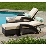 Pacific Patio Lounger 2-pk