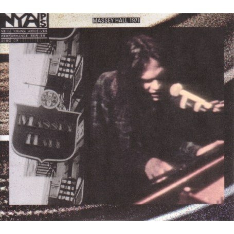 Neil Young - Live at Massey Hall1971 - Zortam Music
