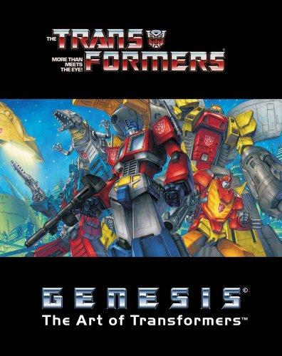Download Genesis : The Art of Transformers
