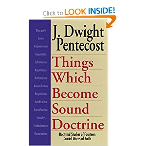 Amazon.com: Things Which Become Sound Doctrine: Doctrinal Studies ...