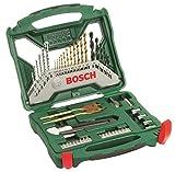 Bosch x-line - Maletín X-Line de 50 unidades para taladrar y atornillar - 236 x 259 x 64