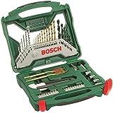 Bosch 2607019327 Misto X-Line Set Trapano 50 Pezzi