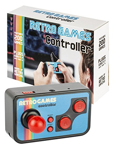 Mini TV Games 200 Retro Games for TV multicoloured