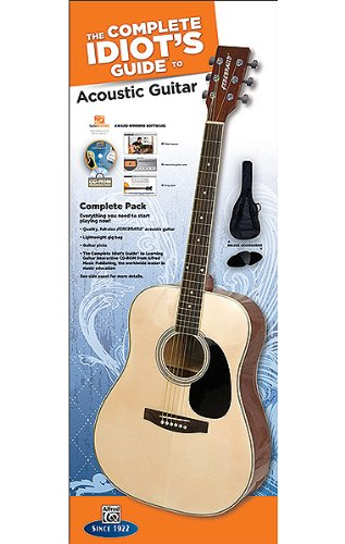 Complete Idiot's Guide® Acoustic Guitar Pack