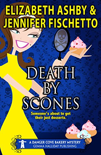 Death by Scones cover