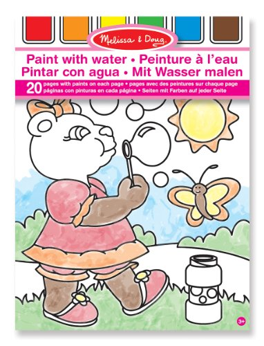 Melissa & Doug Paint with Water - Pink