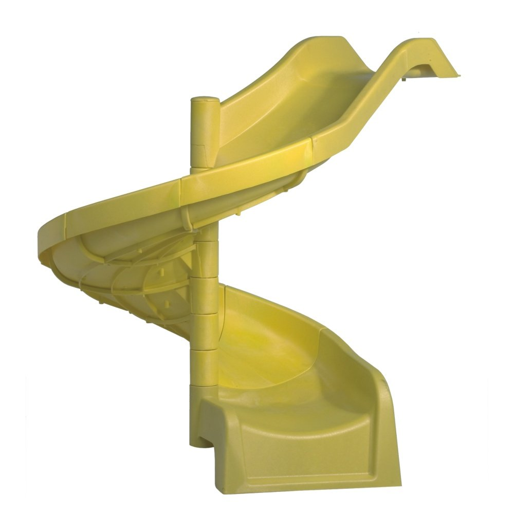 WICKEY Spiralrutsche (Gelb) kaufen
