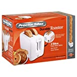 Proctor Silex Toaster, 2 Slice, Cool-Wall Sides, Chrome 1 toaster