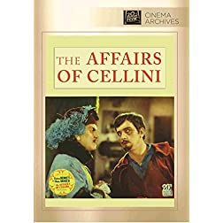 AFFAIRS OF CELLINI, THE