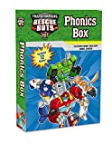 img - for Transformers Rescue Bots: Phonics Box book / textbook / text book