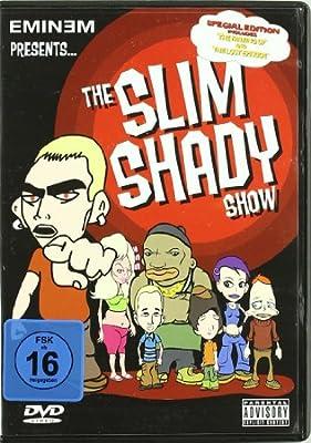 eminem - the slim shady show dvd Italian Import