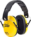 Edz Kidz - Yellow Kids Ear Defenders