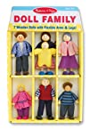 Melissa   Doug Doll Family