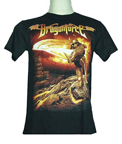 Dragonforce (la potenza all' interno) Large Size L Nuovo. Maglietta 1333