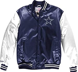 Dallas Cowboys Mitchell & Ness NFL Sublimated Premium Jacket by Mitchell & Ness