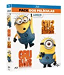 Pack: Gru. Mi Villano Favorito 1+2 [B...