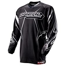 O'Neal Element Racewear Downhill Jersey Gentlemen white/black Size