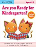 Are You Ready for Kindergarten?: Verb...