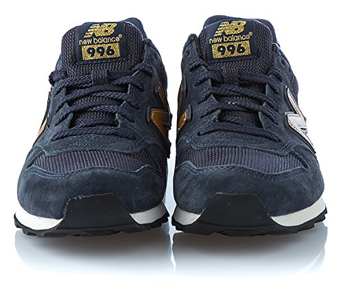New Balance Damen Schwarz Gold