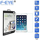 FEYE® IPad 2/3/4 Ultra Slim 0.33mm Tempered Glass Screen Protector By Premium Shatter Proof Tempered Glass Screen...