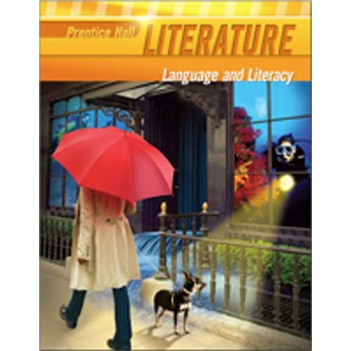 Prentice Hall Literature 2010 Readers Notebook Grade 7 Homeschool Clean Book
