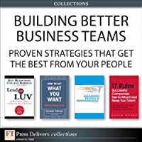 Building Better Business Teams Front Cover