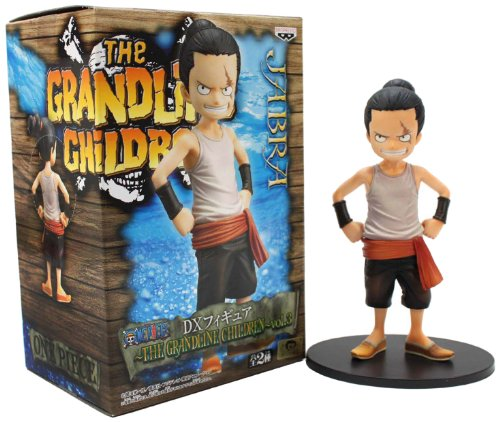 Banpresto One Piece Grandline Children Vol. 3 Figure - 47687 - Jabra - 1