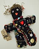 Black Magic Voodoo Protection New Orleans Doll French Quarter