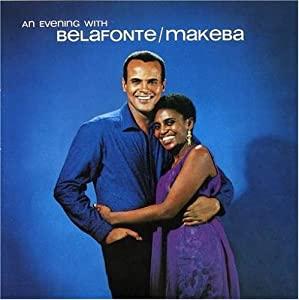 "Cover of ""Evening With Belafonte: Makeba&..."
