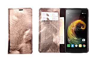 R&A Pu Leather Wallet Case Cover For HTC Desire 825