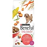 Beneful Dry Dog Food, Originals with Real Salmon, 31.1-Pound Bag, Pack of 1