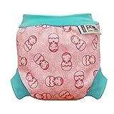 Close Parent 5060123255744 - Bañador, diseño de russian doll, talla L, color rosa y azul