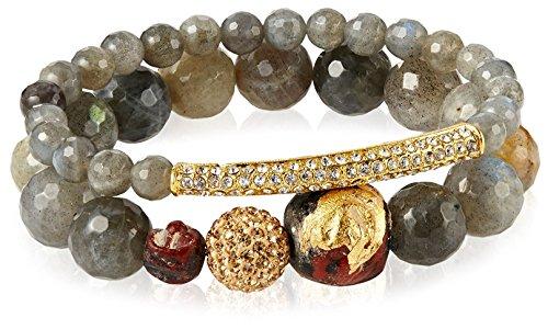 Devoted-Labradorite-Pave-Bracelet-Set-Gray
