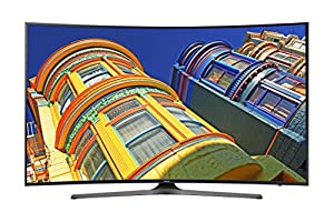 Samsung UN49KU6500 Curved 49-Inch 4K Ultra HD Smart LED TV (2016 Model)