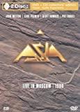 Asia - Live in Moscow Box-Set - DVD & CD [Collecto