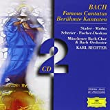 J.S.Bach: Famous Cantatas (BWV 140, 56, 51, 147, 4, 202) /Karl Richter