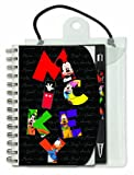 National Design Disney Mickey Deluxe Autograph Book and Pen (12467A)