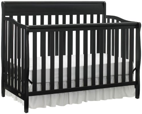 Learn More About Graco Stanton Convertible Crib, Black