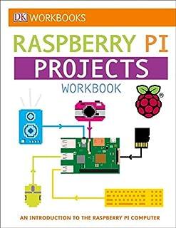 Book Cover: DK Workbooks: Raspberry Pi Projects Workbook