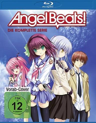 Angel Beats!, Blu-ray - Gesamtausgabe