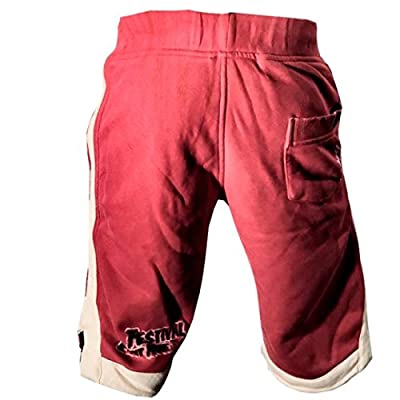 Yakuza Herren Shorts kurze Jogginghose Sweatpant Festival 893 JOK 634 ribbon red