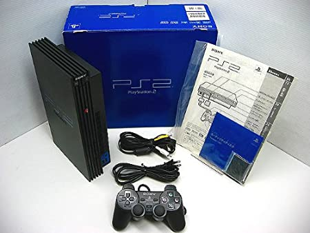 Playstation 2 (SCPH-10000) Console (Japanese Import)