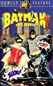 Batman - The Movie [VHS]